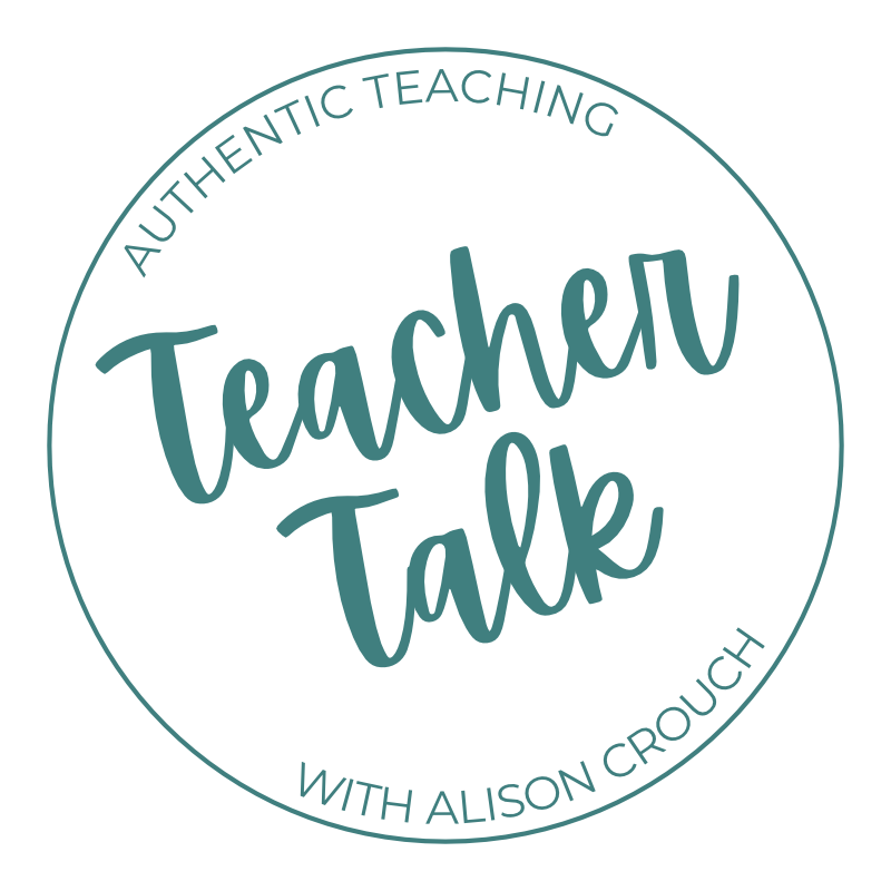 Teacher Talk with Alison Crouch